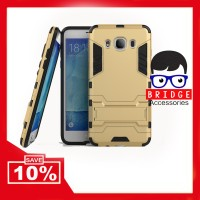 Bridgeacc! Case Samsung Galaxy J510 / j5 2016 Ironman (Armor Shield)