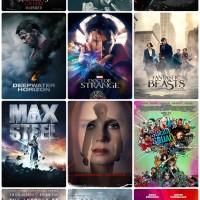 Paket Film Bioskop n Box Office Update 2017