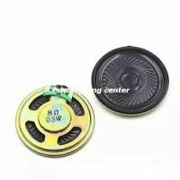 Harga 8 ohm 0 5w horn speaker 40mm 4cm diameter 8r 0 5w | antitipu.com
