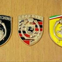 iRing Mobil Sport Ring Stand Car Lamborghini Porsche Ferrari