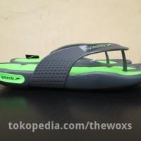 Sandal Jepit Original Speedo Pool Surfer Thong Abu / Hijau Size 43