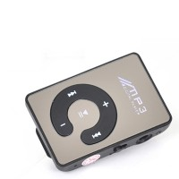 C-Logo MP3 Player MP3 Mini TF Card With Small Clip