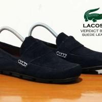 harga Sepatu Casual Lacoste Verdict Black 39-43 Tokopedia.com