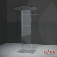 Podium Akrilik/mimbar akrilik/ acrylic lectern PD11