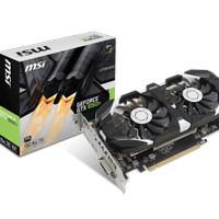 MSI GTX 1050 Ti 4GB DDR5 / MSI GTX 1050 Ti 4GT OC - DUAL FAN