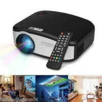 CHEERLUX C6 MINI PROYEKTOR LED LCD 1200LM