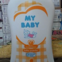 harga my baby powder 350gram/bedak bayi Tokopedia.com