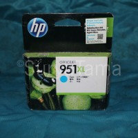 HP Cartridge 951 XL Cyan (Original)