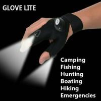 New : GLOVE LITE ~ Sarung Tangan Unik dg 2 Lampu Led