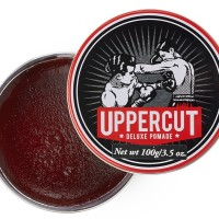 READY STOCK!!! Uppercut Pomade Deluxe Water Soluble + Free Sisir
