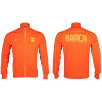 harga Jaket Nike Barcelona Fc - Orange (100% Original) Tokopedia.com