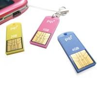 Flash Disk PQI I201 4GB / Flashdisk PQI I201 4GB Warna Kuning