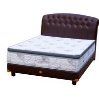 Bigland Spring Bed Golden Plus Top Spring Latex 160 Full Set
