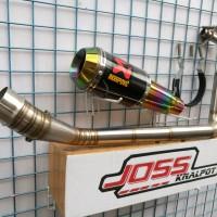 Knalpot Akrapovic GP M1 Rainbow Full Set CBR 250 RR New 2016, CBR 250