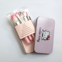 Hello Kitty Mini Brush Set