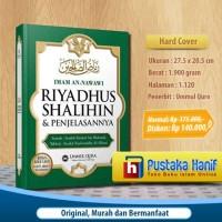 Buku Riyadhus Shalihin Imam Nawawi beserta Penjelasannya