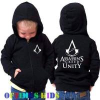 harga Jaket Sweater Anak Assassins Creed Unity Tokopedia.com