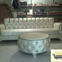 kursi sofa cesterfiel + meja ( nakas, lemari, dipan, kursi tamu,dipan)