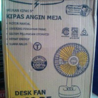 Kipas Angin Meja Maspion F-23 DE