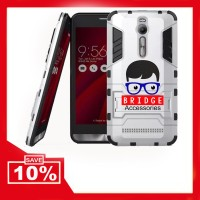 Case Asus ZenFone 2 Ze550ml / Ze551ml Ironman ( Armor Shield ) + Murah
