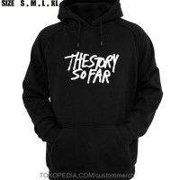 SWEATER HOODIE BAND JUMPER THE STORY SO FAR