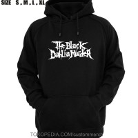 SWEATER HOODIE JUMPER THE BLACK DAHLIA MURDER