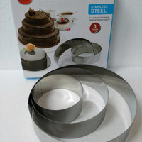 Stainless Steel Ring Cutter - Round 3's