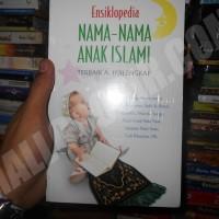 Buku novel Ensiklopedia Nama-nama Anak Islami Terbaik & Terlengkap