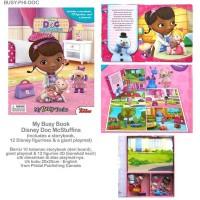 My Busy Book Disney Doc McStuffins
