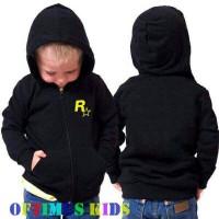Jaket Sweater Anak Rockstar