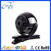 Kamera Pengintai Mini DV Infrared Full HD Car DVR 360 degree Aluminium