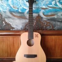 Gitar Little Martin LX1E Ed Sheeran X Signature Edition
