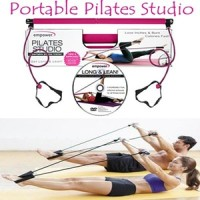 pilates portable studio tali olahraga senam gym fitness
