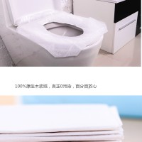 tissue toilet closet maternal disposable paper pad isi 10 anti bakteri
