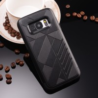 Samsung A7 2016 Armor Soft Case Casing Cover Sarung Dual layer Keren
