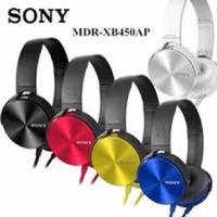 headset hendsfree Sony MDR-XB450AP trsd jg beat s10 samsung Bluetooth