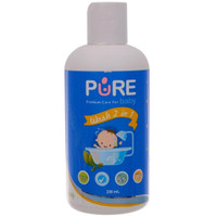 Baby Soap Care Pure Wash 2in1 fruity 230ml-(BLC-046)