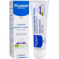 Baby Skin Care Mustela Bebe Barrier Cream 100ml-(BLC-051)