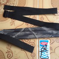Tali sandang kain motif camo