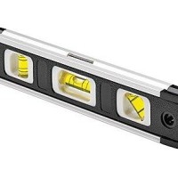 """WATERPASS MAGNET 9"""" / MAGNETIC TORPEDO LEVEL 9"""""""