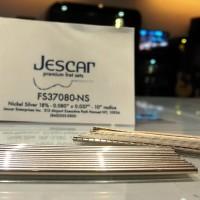 Jescar FS-37080-NS Nickel Silver Fret Wire