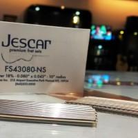 Jescar FS-43080-NS Nickel Silver Fret Wire
