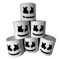Topeng Helm Mask DJ MARSHMELLO Kualitas Terbaik