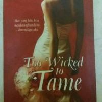 too wicked to tame dari sophie jordan