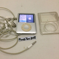 Ipod Nano 3 Second Chip Wolfson 4GB