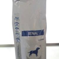 Makanan anjing renal 2 kg khusus masalah ginjal