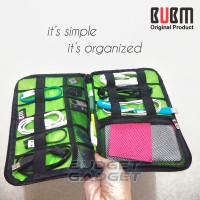 BUBM Gadget Organizer Bag Portable Case - DIS-L