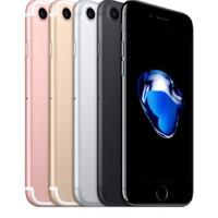 BNIB iPhone Silver 7 128gb, Garansi resmi 1 Tahun