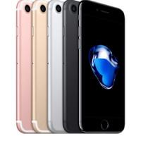 BNIB iPhone Jet Black 7 256gb, Garansi resmi 1 Tahun