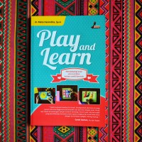 Buku: Play And Learn (Penerbit Stiletto Book)